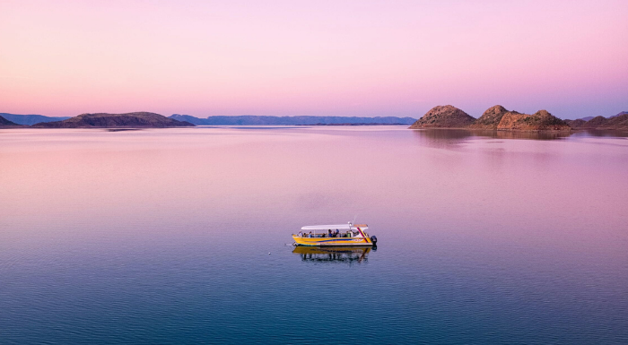 Lake Argyle Cruises
