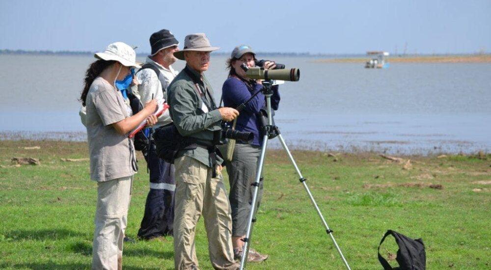 Lake Argyle Cruises - Bird Watching Charter