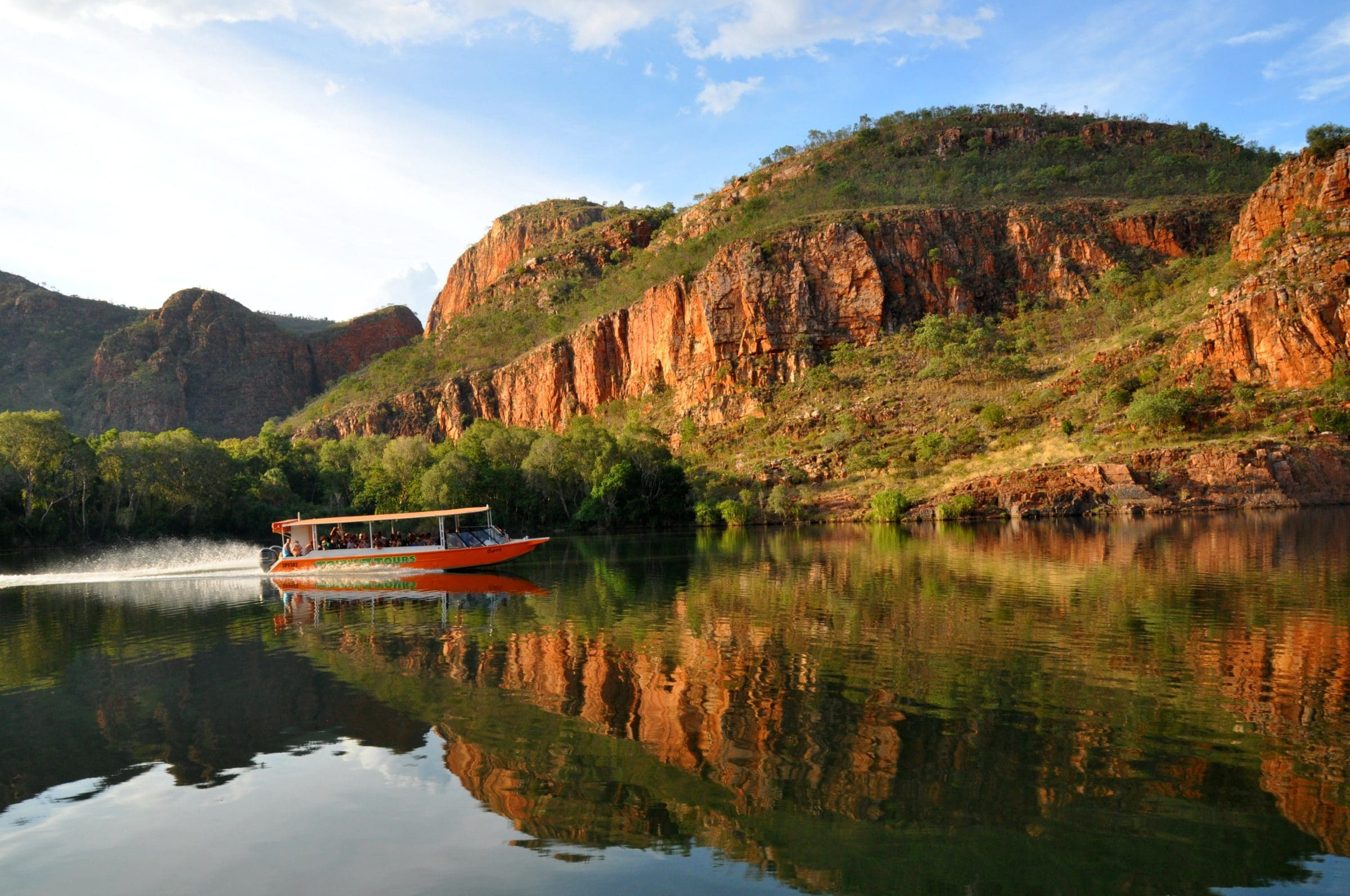 ORD RIVER & LAKE ARGYLE SUNSET CRUISE