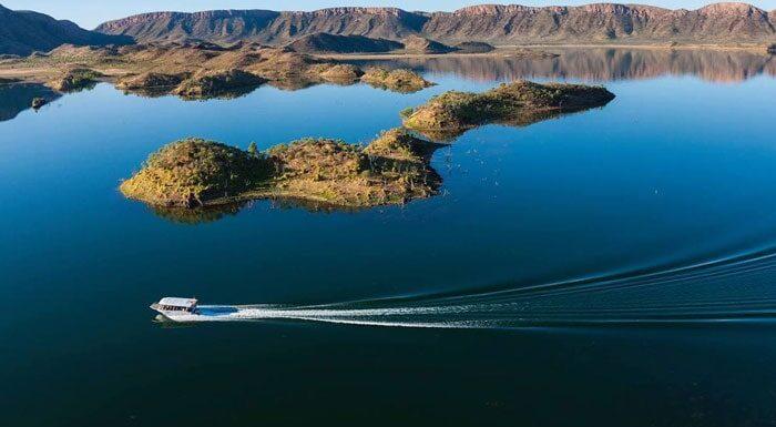 Lake Argyle Cruises -  BEST OF LAKE ARGYLE