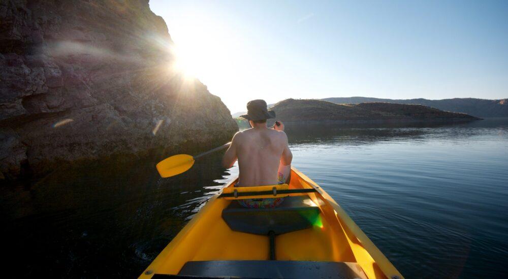 Lake Argyle Cruises - LAKE ARGYLE CROC 1